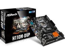 ASROCK H110M-DVP LGA 1151 Motherboard